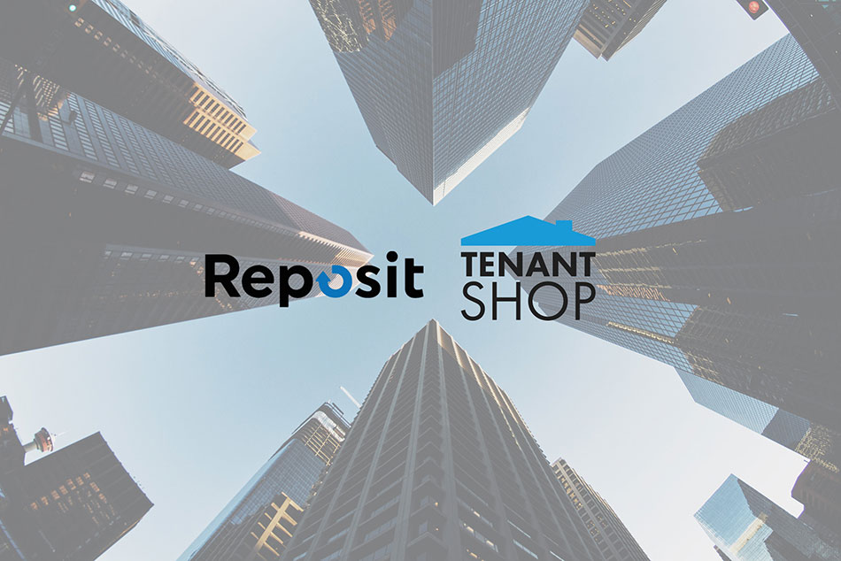 Reposit partners with Tenant Shop!